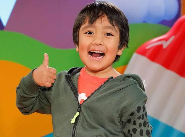 Eight-Year-Old Ryan Kaji Is Highest Paid YouTuber