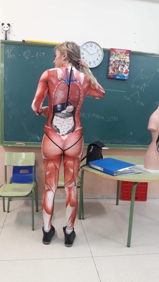 anatomy bodysuit