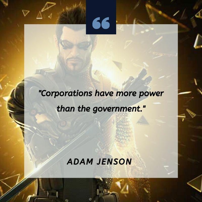 Adam Jenson