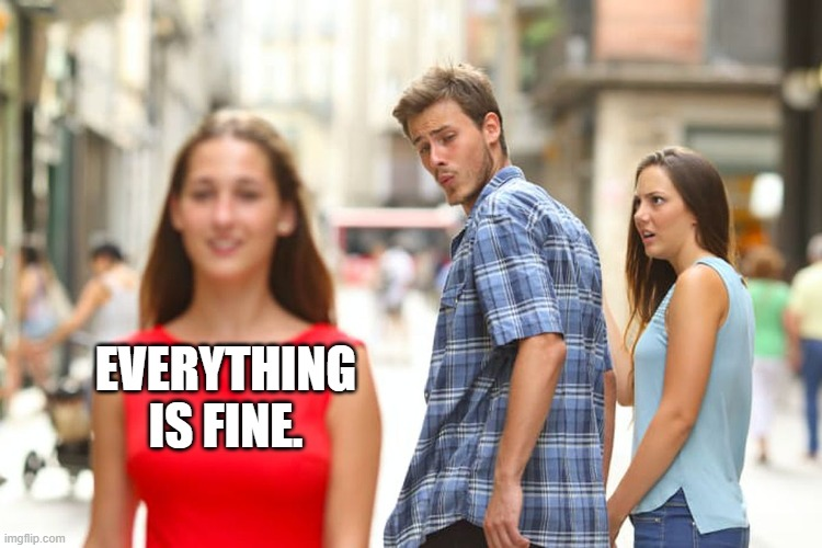 verything Is Fine