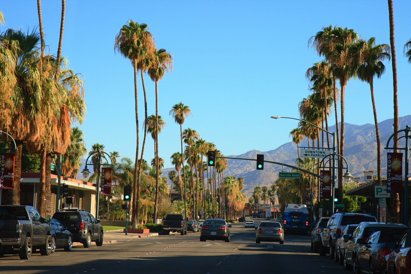 California – Palm Springs