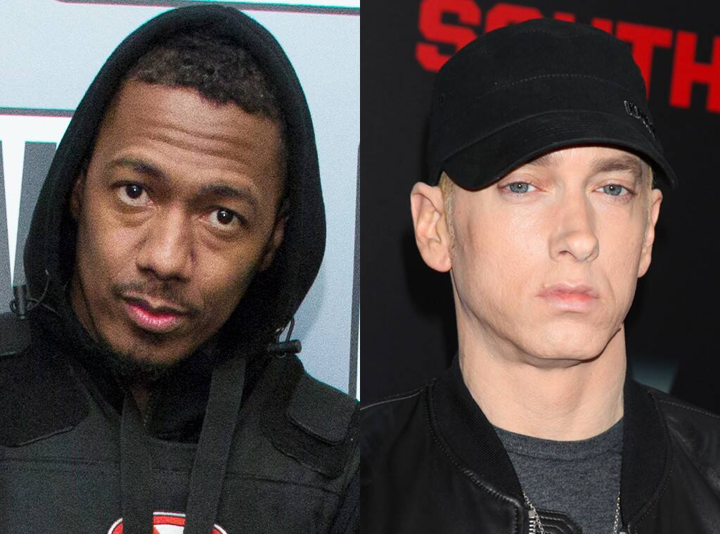 Nick Cannon Eminem