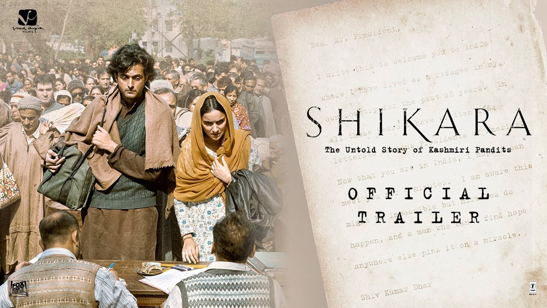 'Shikara' Movie Review