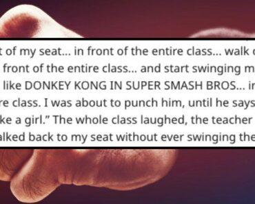 Embarrassing Childhood Stories