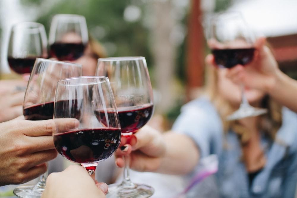 Drinking Wine Helps Keep Our Hearts Healthy