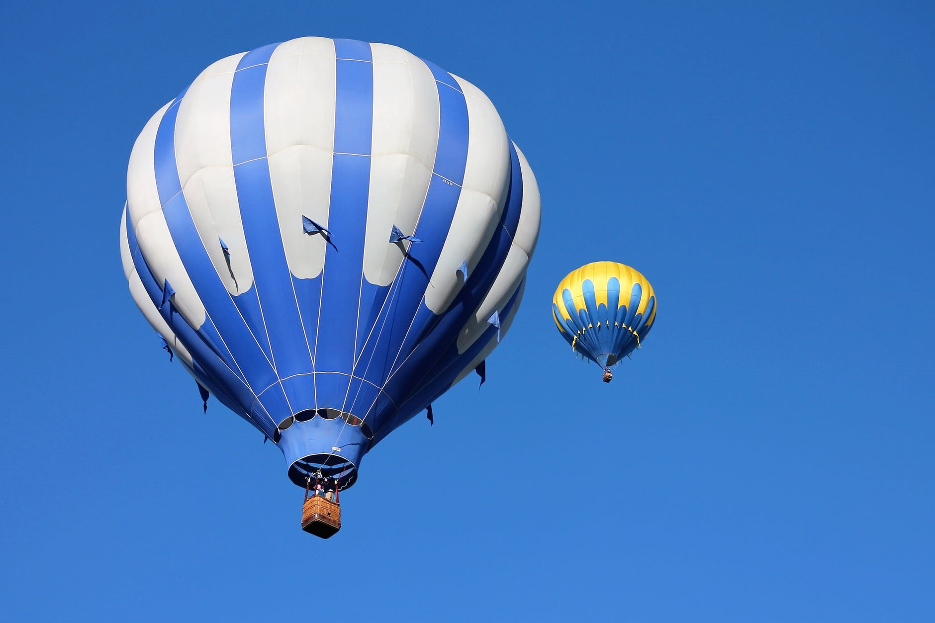 Do It In The Skies On A Hot Air Balloon Ride