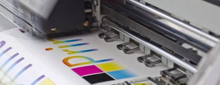 How Can Large Format Printing