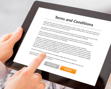 EULA And Terms And Conditions