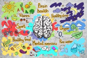 8 Important Vitamins For Brain Health