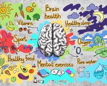 8 Important Vitamins For Brain Health