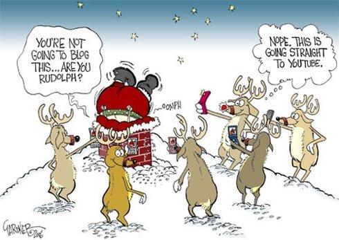 Hilarious Comics About Christmas