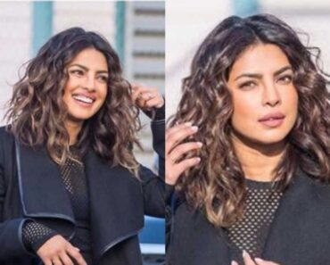 Loose Curls Style Of Priyanka Chopra