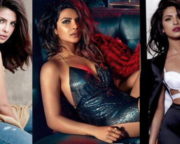 Priyanka Chopra's sexiest OOTD