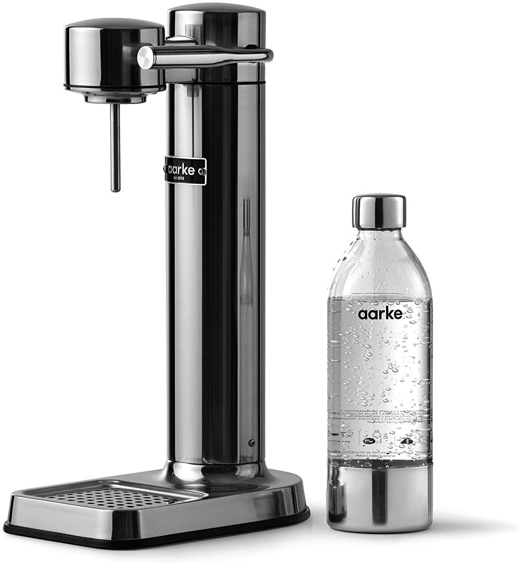 Sparkling & Seltzer Water Maker with PET Bottle