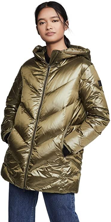 Woolrich Women's Magnolia Hooded Jacket