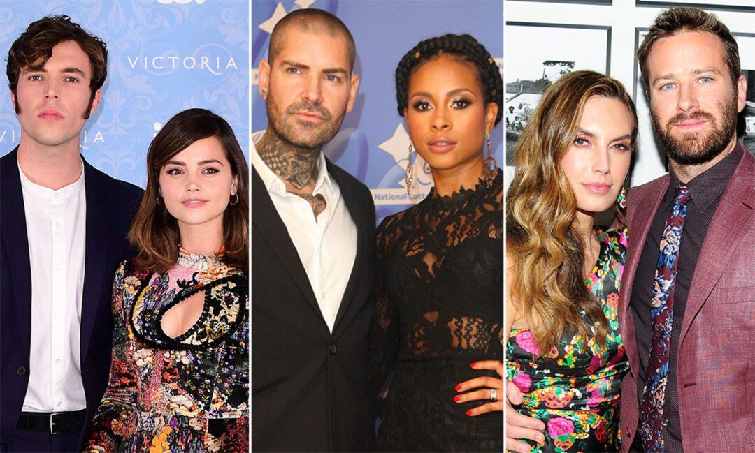 celebrities break up during lockdown