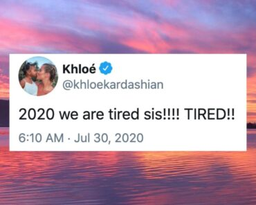 Celebrity Tweets From 2020