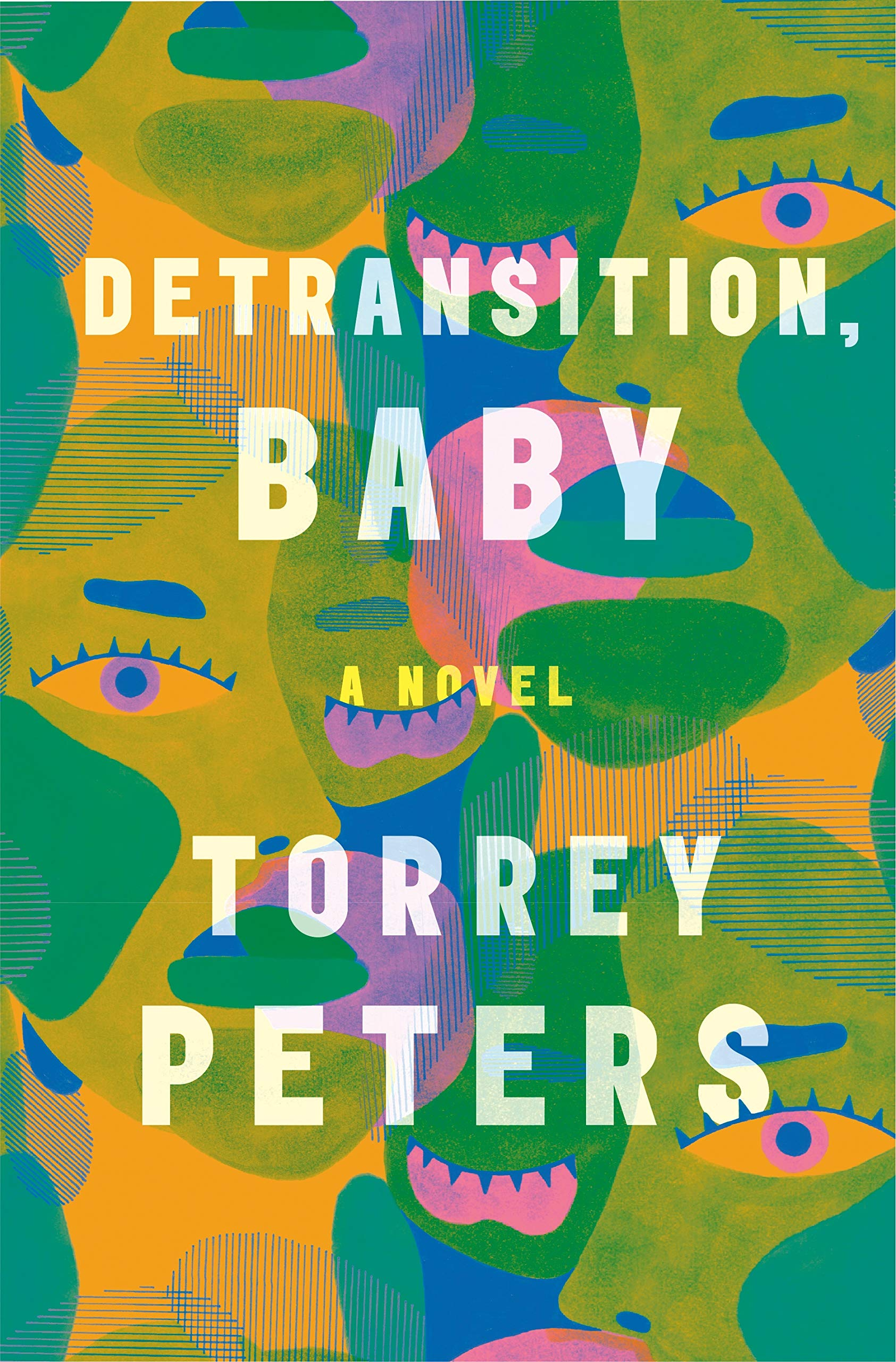 Detransition Baby A Novel