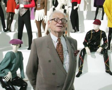 Fashion Designs By Pierre Cardin