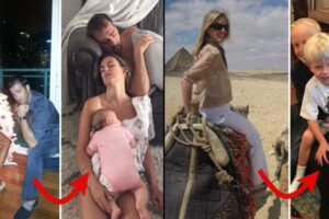 Hilarious Photos Of Parents Before And After
