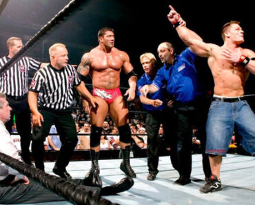 Hilarious WWE Moments