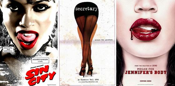 Sexiest Movie Posters