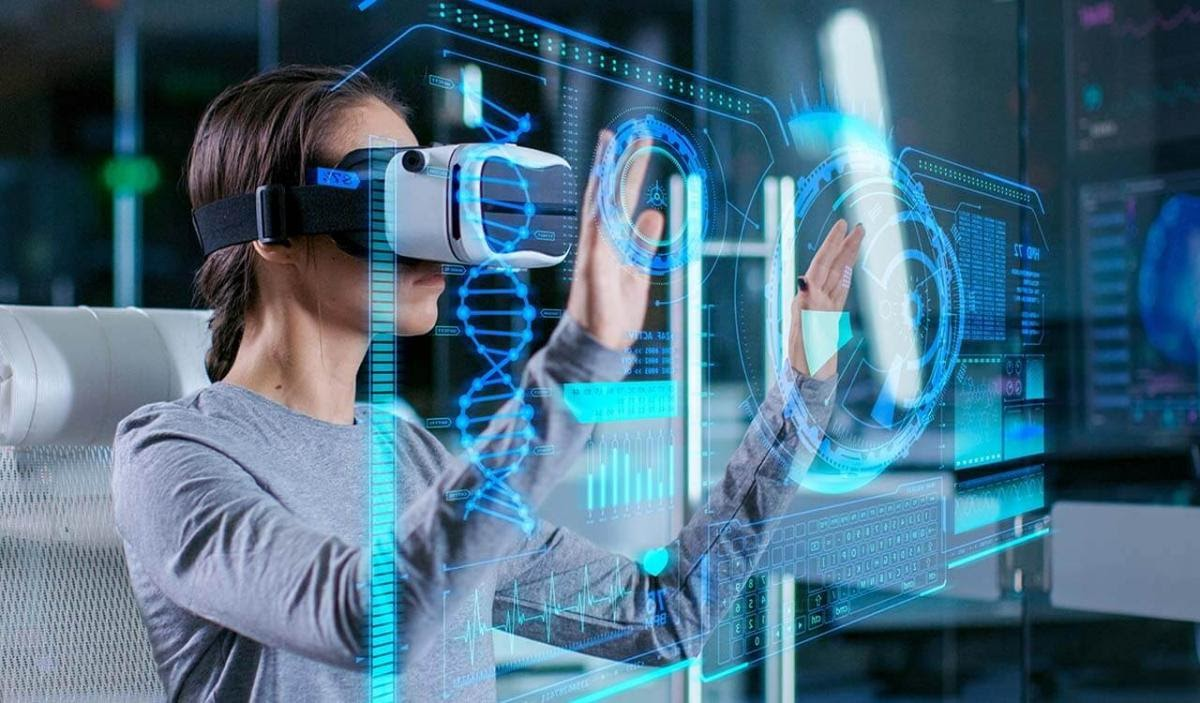 Use Of VR Technology