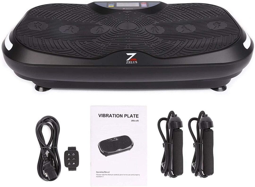 ZELUS 4D Vibration Exercise Platform