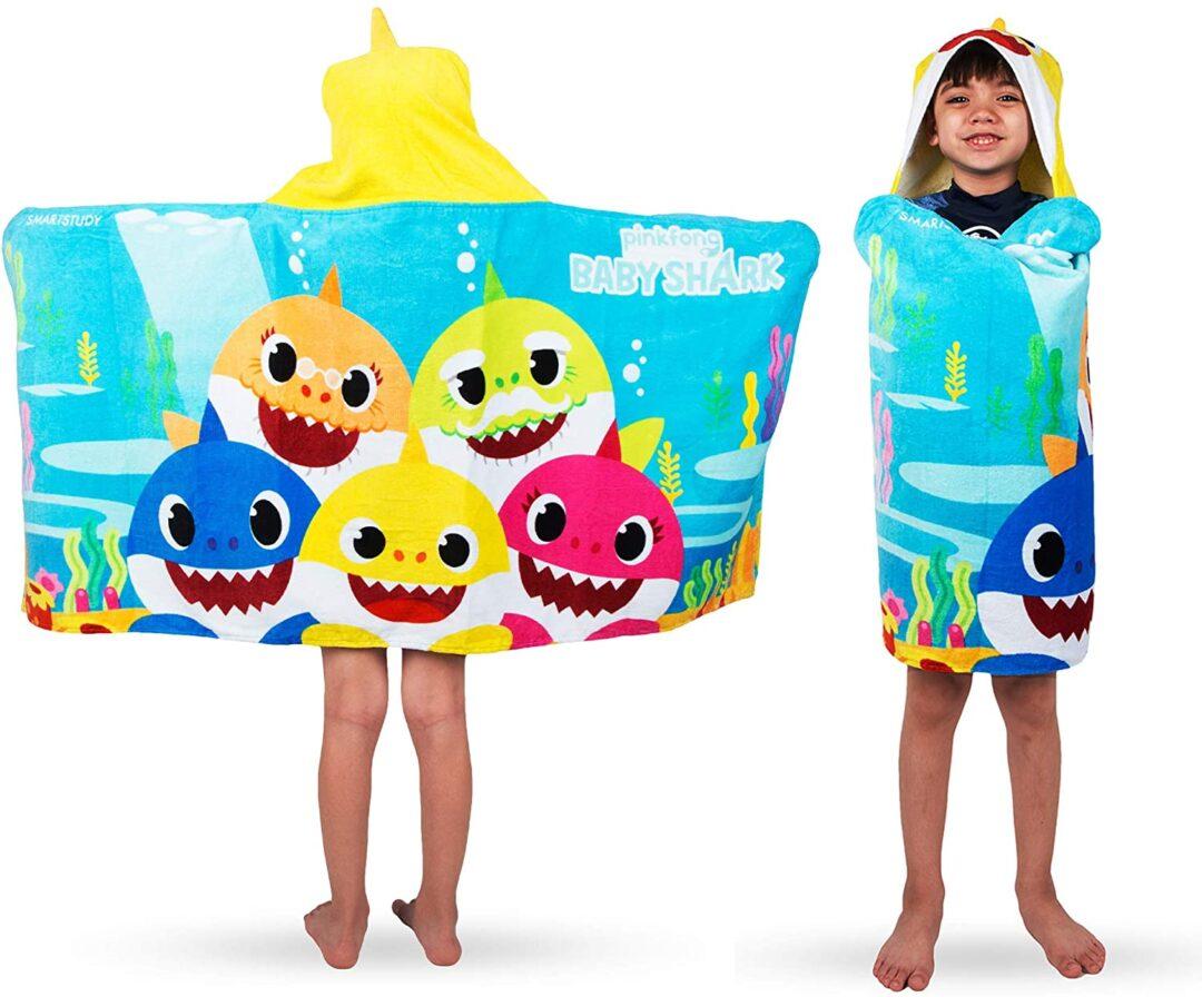 Franco Hooded Towel