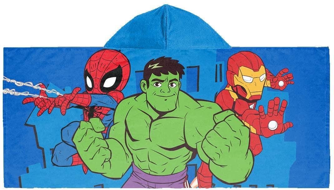 Jay Franco Marvel Super Hero Towel