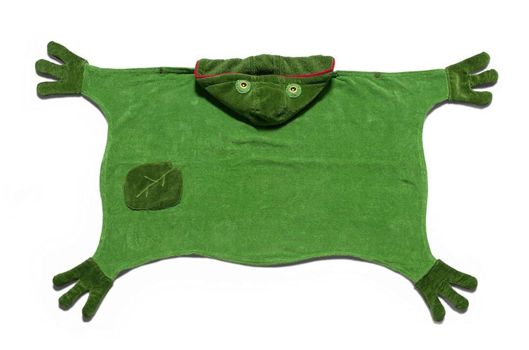 Kidorable Kids Frog Towel
