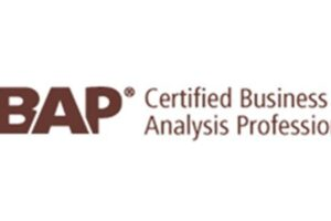 CBAP Certification