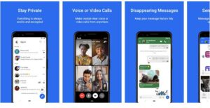 Signal Private Messaging Apps