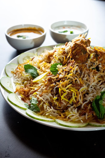 Food culture in Lucknow