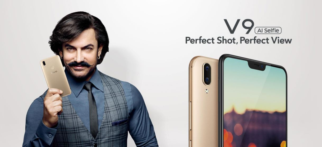 Vivo V9 Features