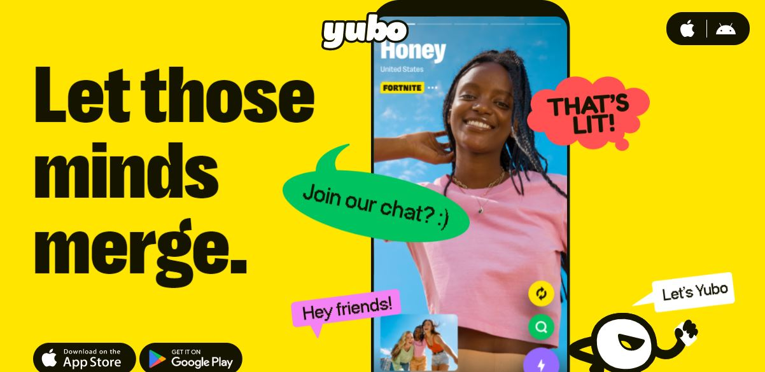 Apps Like Yubo