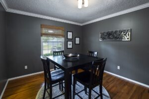Perfect Size Dining Room