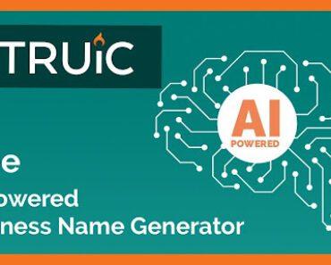 TRUiC's Business Name Generator